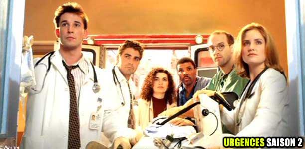 Urgences saison 2 en vostfr