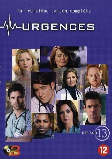 Urgences saison 13 en français