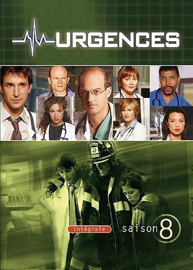 Urgences saison 8 en français